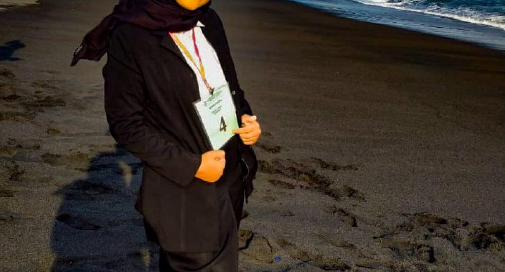 Medika Dwi Putriani, Juara 3 LKS ATR DIY